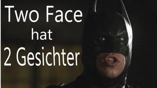 getlinkyoutube.com-BATMAN IST BEHINDERT - Batman Meets Two-Face (German/Deutsch)