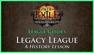 getlinkyoutube.com-Path of Exile: Legacy League Guide