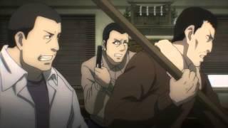 getlinkyoutube.com-Parasyte - Yakuza Scene