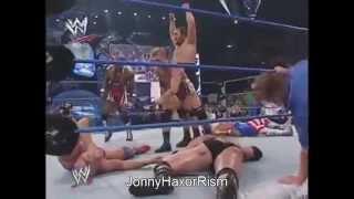Big Show vs Brock Lesnar 6/19/2003