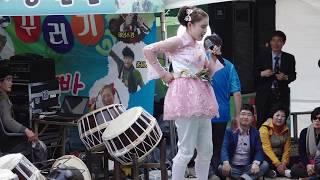getlinkyoutube.com-품바의 여왕 버드리님 언양 작천정 벗꽃축제