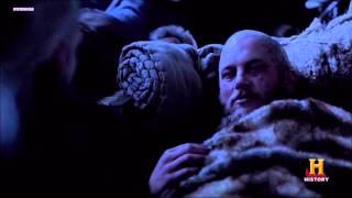 Vikings S03E10 - Floki, you killed Athelstan! (ending scene)