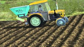 getlinkyoutube.com-Farming Simulator 2013. || Wiosna w polu 2014|| Poland Map V0 Wielmoza