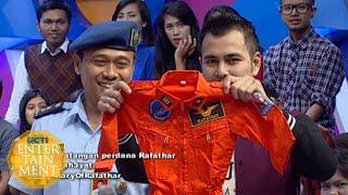 getlinkyoutube.com-Kado Lucu Rafathar dari TNI Angkatan Udara [Dahsyat] [7 10 2015]