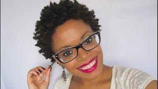 getlinkyoutube.com-Finalização cabelo crespo: Twist