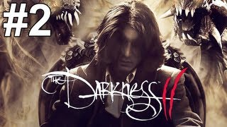 The Darkness 2 Gameplay Walkthrough Part 2 No Commentary