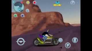 getlinkyoutube.com-[Gangstar Vegas] Epic Fail#5 Skydiving With Bike