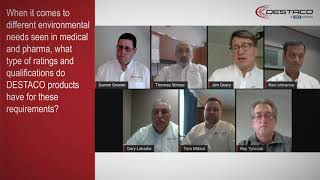 Click to view Medical Industry Session