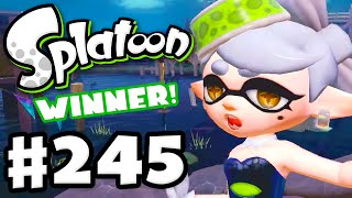 getlinkyoutube.com-Splatoon - Gameplay Walkthrough Part 245 - Team Marie Wins the Final Splatfest! (Nintendo Wii U)
