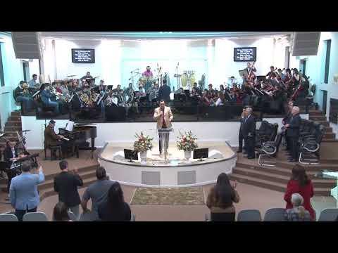 Orquestra Sinfônica Celebração - Deus é Deus - 12 08 2018
