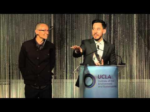 Evening of Environmental Excellence Speech & Performance - Linkin Park