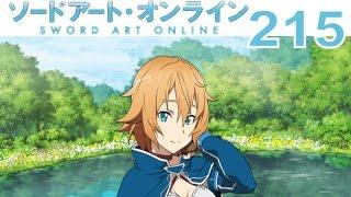 getlinkyoutube.com-Sword Art Online: Hollow Fragment - PS VITA Walkthrough 215 - The Fruit Of Feelings + Cerulion