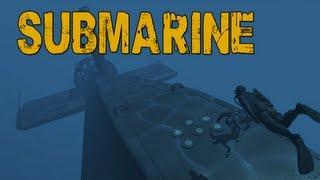 getlinkyoutube.com-SUBMARINE! (ARMA 3 Wasteland Gameplay)