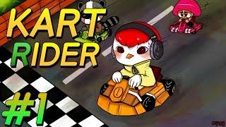 소름돋는 카트라이더 실력!! [카트라이더: #1] -Kart Rider- [태경]