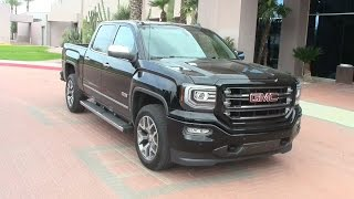 getlinkyoutube.com-2016 GMC Sierra 4x4: Full Test