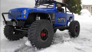 getlinkyoutube.com-Scx10 Jeep Wrangler G6 Axial