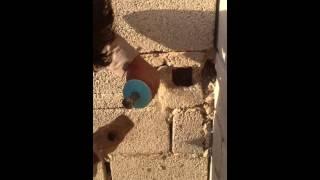 getlinkyoutube.com-افضل طريقة لتكسير الجدران لتمديد السباكة والكهرباء