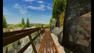 getlinkyoutube.com-Alpine Coaster RCT 3