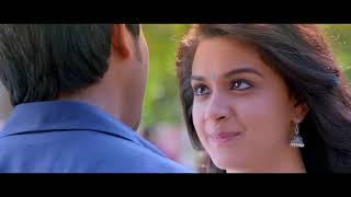 romantic love scene for remo thamil movie