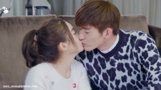 getlinkyoutube.com-[KISS SCENES] SAM SAM ĐẾN RỒI OST / BOSS & ME / 杉杉來了 | Lời Hứa Của Gió - Trương Hàn / Zhang Han