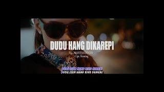 DUDU HANG DIKAREPI - MAHESA FT DINDA AMORA karaoke dangdut (Tanpa vokal) cover