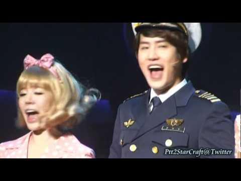 120403 Catch Me If You Can 8:00p.m.- Kyuhyun
