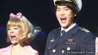 getlinkyoutube.com-120403 Catch Me If You Can 8:00p.m.- Kyuhyun