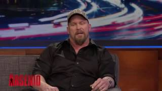 Stone Cold Steve Austin about CM Punk about him quitting WWE