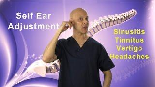 getlinkyoutube.com-Self-Ear Adjustment / Relief of Sinusitis, Congestion, Tinnitis, Vertigo, & Headaches - Dr Mandell