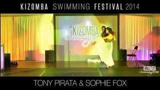 getlinkyoutube.com-TONY PIRATA & SOPHIE FOX - NEW SHOW - KIZOMBA SWIMMING FESTIVAL 2014