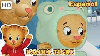 Daniel Tigre en Español - 4 Horas de la Temporada 1 (Compilación de Clips) | Videos para Niños width=
