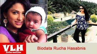 getlinkyoutube.com-Biodata Rucha Hasabnis Pemeran Rashi dalam Serial Gopi di ANTV