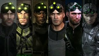getlinkyoutube.com-Splinter Cell Blacklist VS Splinter Cell Saga | Evolucion grafica