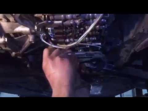 Замена датчика входной скорости АКПП 09G