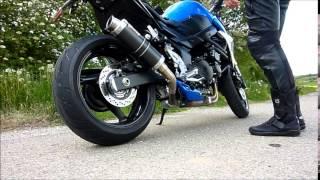 getlinkyoutube.com-Soundcheck MIVV GP Carbon Suzuki GSR 750