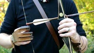 getlinkyoutube.com-Bear Archery Montana Longbow