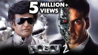 getlinkyoutube.com-Akshay Kumar Plays Villain In Rajnikanth's 'Robot 2'