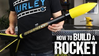 getlinkyoutube.com-How To Build A Rocket (From Scratch)