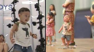 South Korea's 3D photo craze