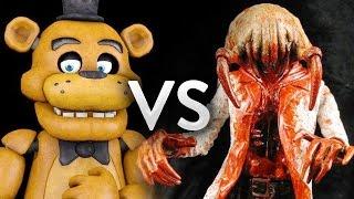 getlinkyoutube.com-FNAF Vs Headcrab Zombies - Epic Battle - Left 4 dead 2 Gameplay (Left 4 dead 2 Custom Skin mods)