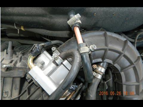 В жару не тянет двигатель