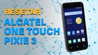 getlinkyoutube.com-Como resetar o seu Alcatel One Touch Pixie 3 4013X configurações de fábrica