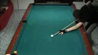 getlinkyoutube.com-جنون أفضل لاعب في العالم بلياردو - هذا مخترع الطاولة !