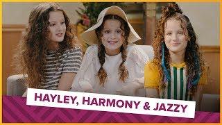 HOTEL DU LOONE | Hayley, Harmony & Jazzy | Hayley LeBlanc