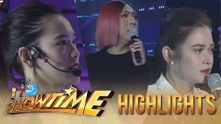 It's Showtime Miss Q & A: Vice mediates between