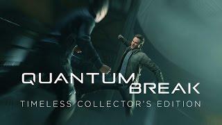 Quantum Break - Steam Trailer