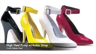 getlinkyoutube.com-Sexy Crossdresser Shoes | GlamourBoutique.com