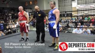 Bill Pasero vs. Jean Cueva