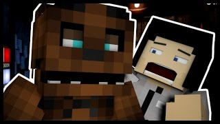 getlinkyoutube.com-Minecraft Five Nights At Freddy's! [Night 1] Roleplay w/ SamGladiator