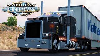 getlinkyoutube.com-American Truck Simulator - Peterbilt 379